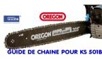 Guide de chaine de rechange OREGON pour G94788