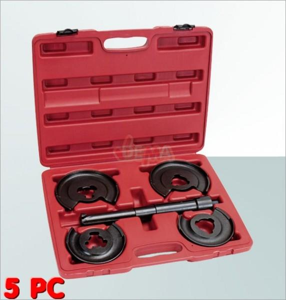 Compresseur de ressort manuel 5 PC tendeur téléscopique atelier auto