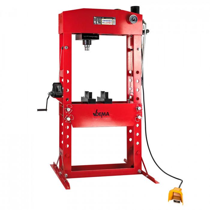 Presse d'atelier hydraulique - 75 T - WP75HPF