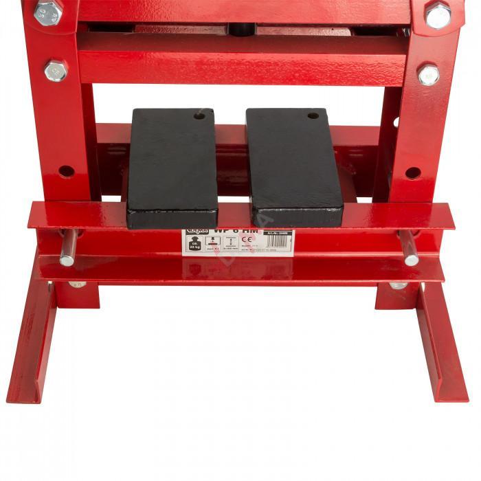 Presse d'atelier hydraulique WP06H - 6 T