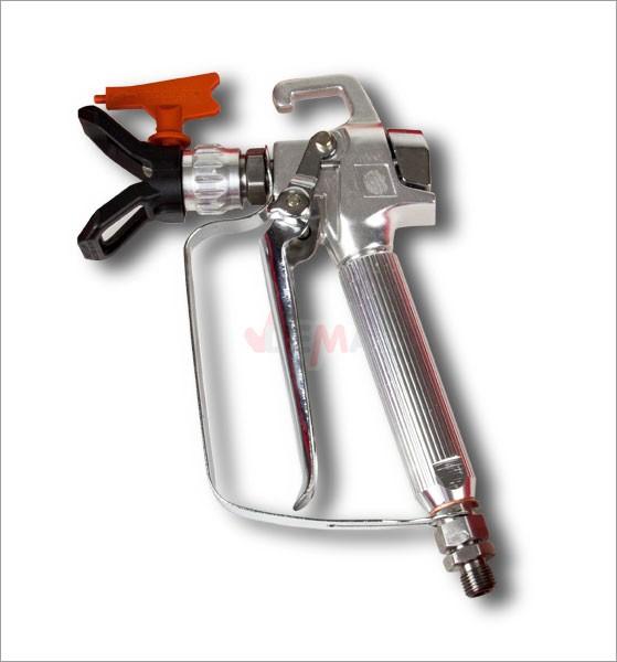 Pistolet de peinture AIRLESS - avec accessoires AF  200