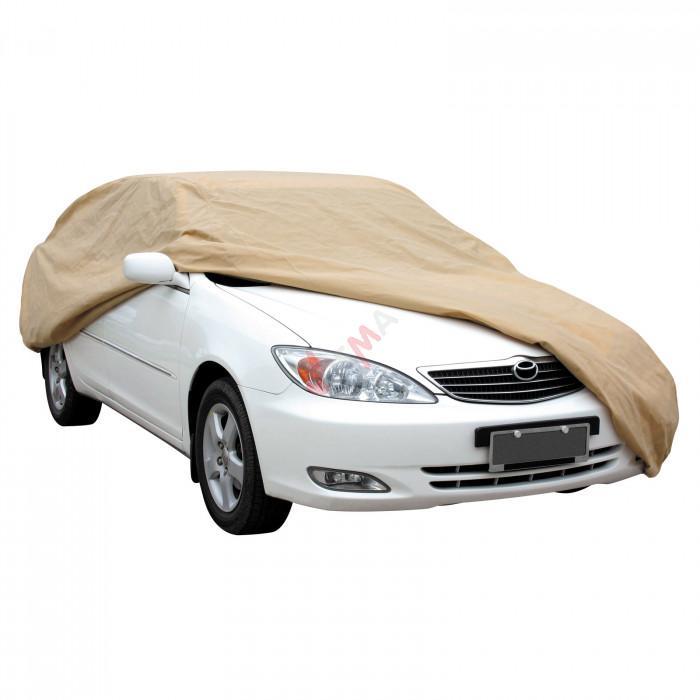 Bâche garage auto spécial été pour véhicules jusqu'à 5 m