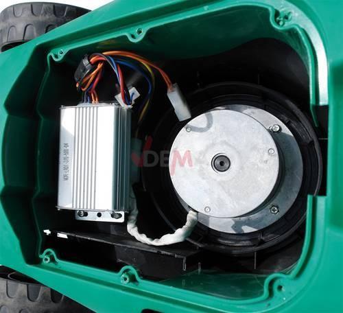 Tondeuse à accu LI-ION 36 V/370 mm