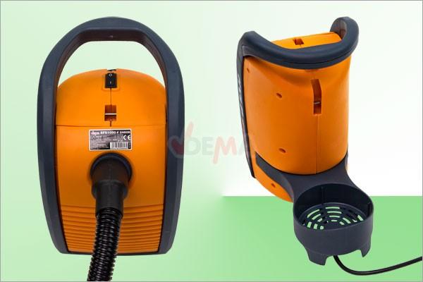 Station peinture basse pression HVLP 600W portable intérieur extérieur