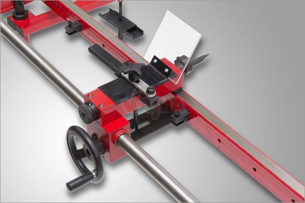 Copieur pour D25017 pour tour à bois KE 900 - manuel - 850 mm