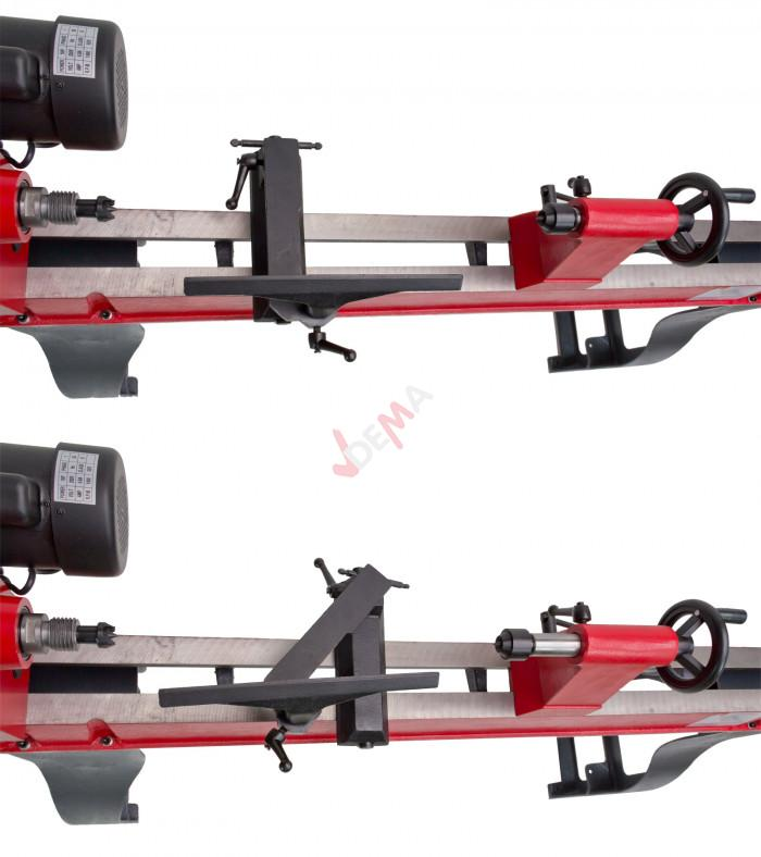 Tour à bois - MC1100 A - jusqu'à 1100 mm - 750 W