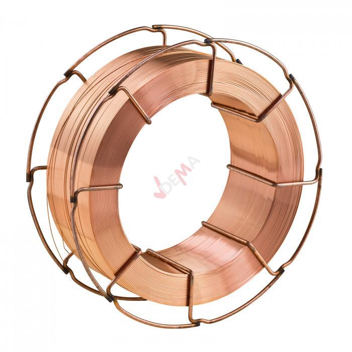 Fil de soudure acier - 15 kg - 0,8 mm