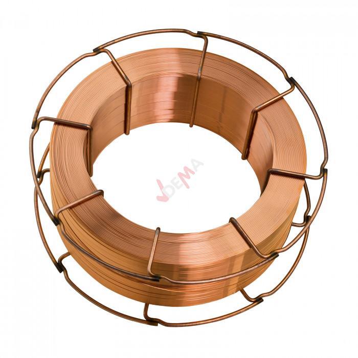 Fil de soudure acier - 15 kg - 1,0 mm