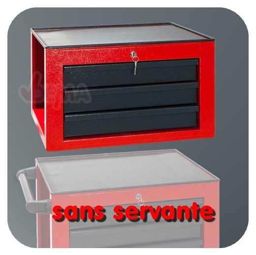 Top additionnel pour servante D21391