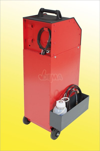 Appareil de purge de freins - sur secteur ou sur batterie