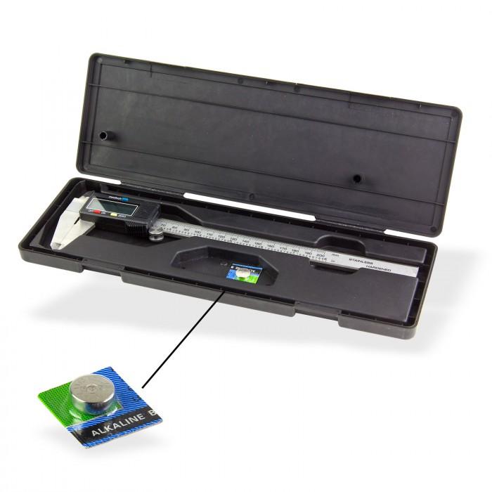 Pied à coulisse digital - 200 mm - résolution 0,01 mm