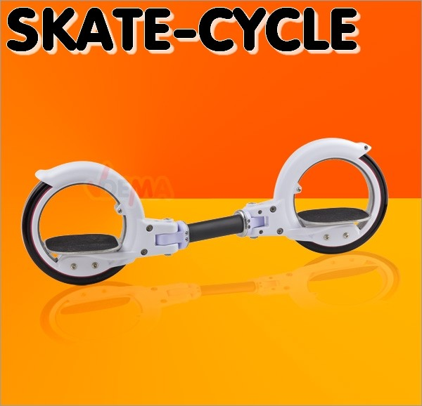 Skate-cycle free rider OVP32715