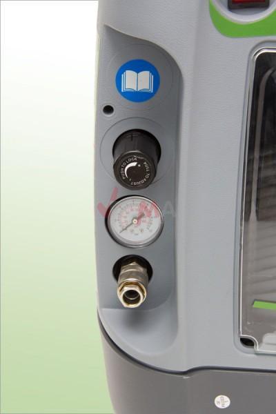 Compresseur AIR JET 1850 - pression immédiate - sans réservoir 230 V