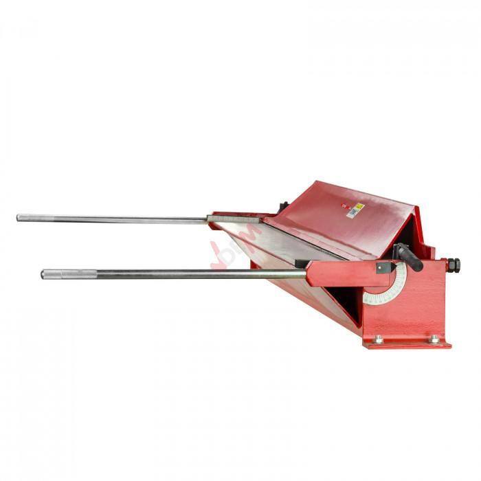 Presse plieuse cintreuse flexion 1000 mm courbure 95° construction