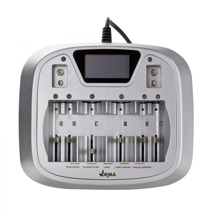 Chargeur de pile AA - AAA - C - D - BL9
