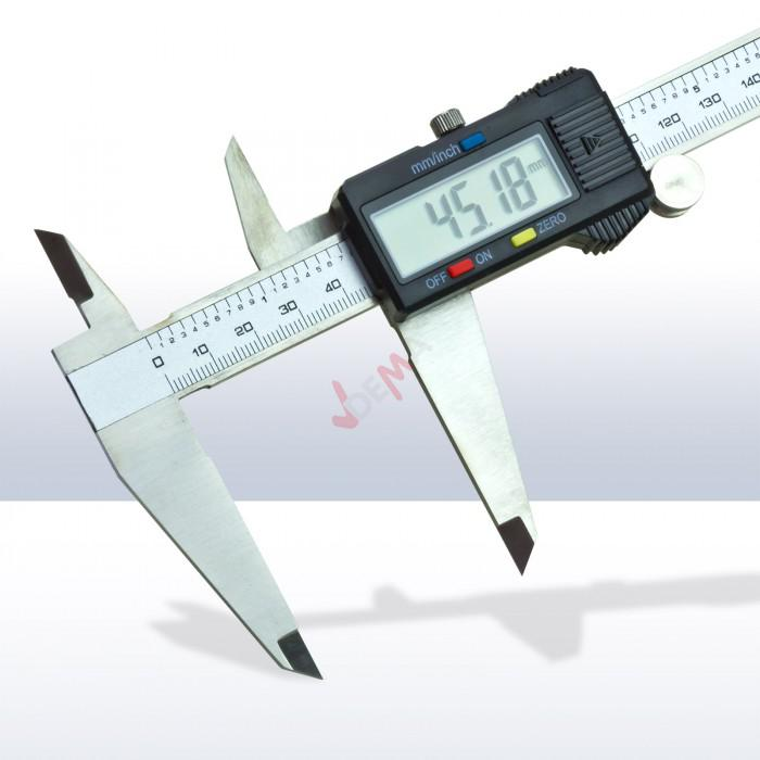 Pied à coulisse digital 300 mm - Affichage LCD - marge erreur 0.02 m