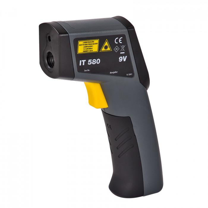Thermomètre INFRA-ROUGE usage domestique ou industriel - visée laser
