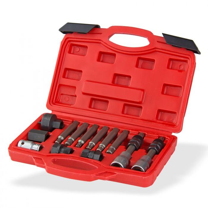 Outils spéciaux alternateur en coffret 13 pièces