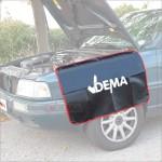 Protections d'aile de voiture 860 x 550 mm