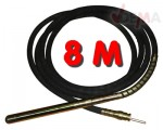Aiguille pour vibreur à béton D55390 - 8 M