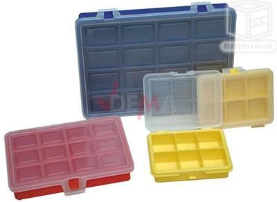 Boîtes de rangement lot de 4