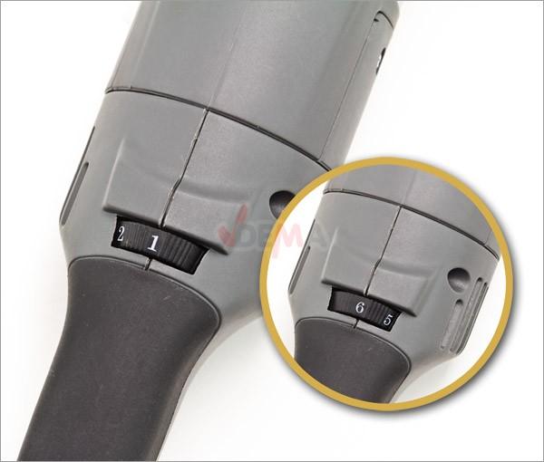 Meuleuse d'angle 125 mm - démarrage progressif