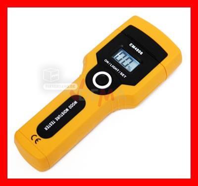 Testeur humidité 5-42 % - 9 V - humidimètre