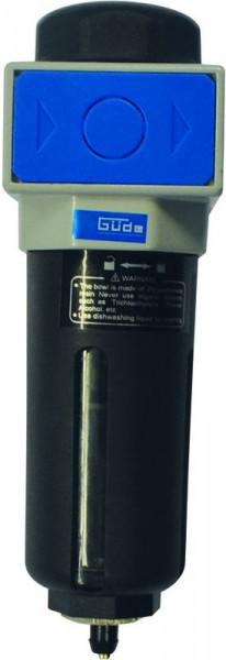 Filtre anti condensation - récupérateur eau pour air comprimé 1/4''