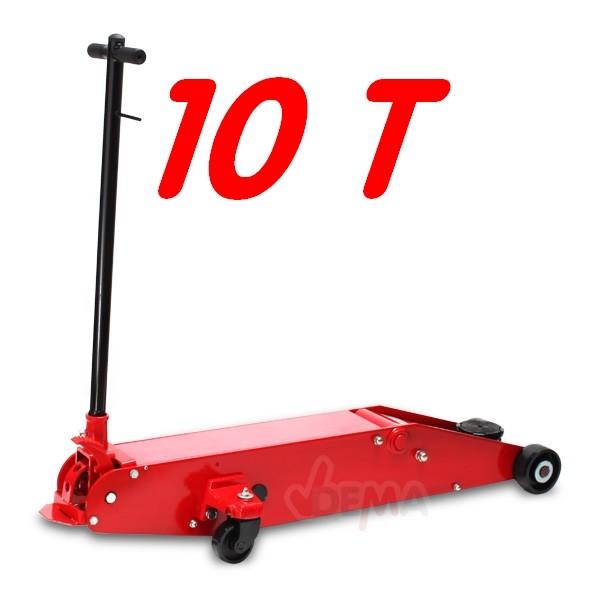 Cric rouleur hydraulique d'atelier - RH1000 - 10 T