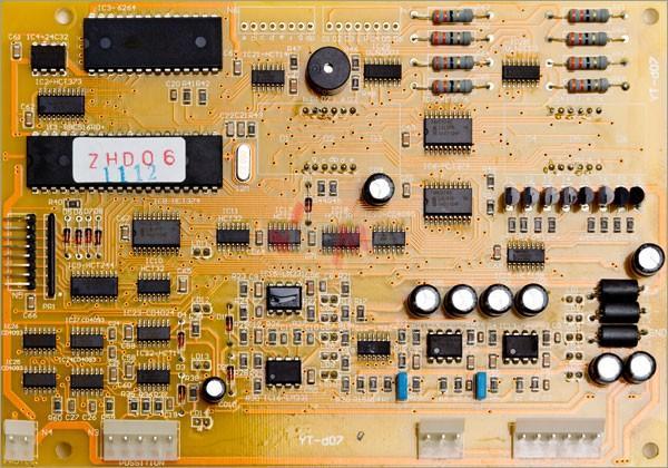 Platine de rechange pour D18020 + D18039
