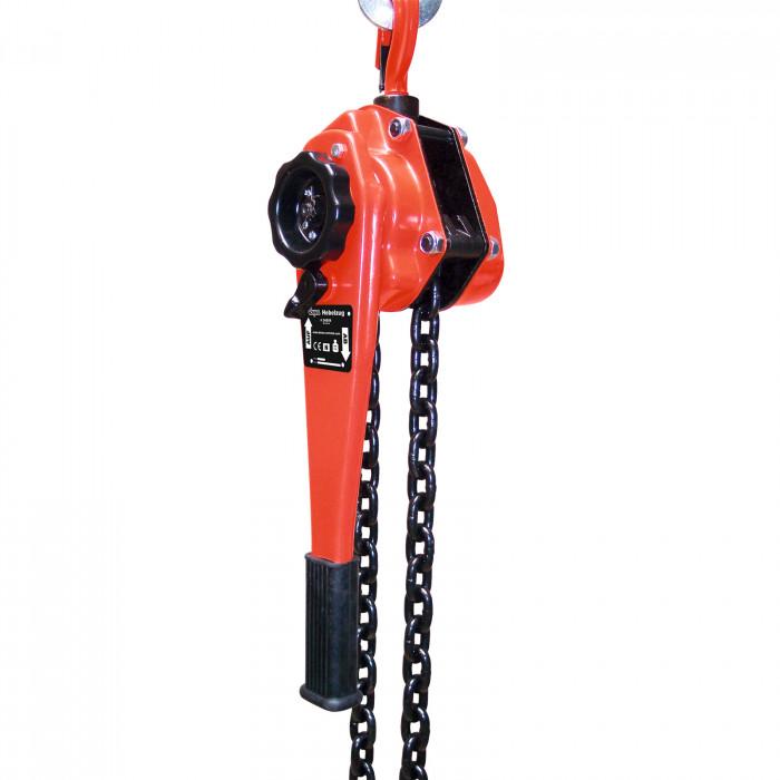 Palan à chaîne - poulie - 3 Tonnes - Chaine 2000 mm