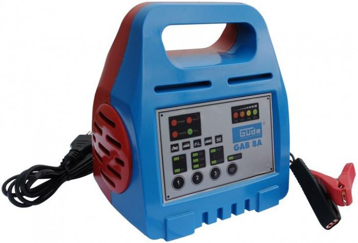 Chargeur de batterie automatique GAB 8A - MODELE D'EXPOSITION