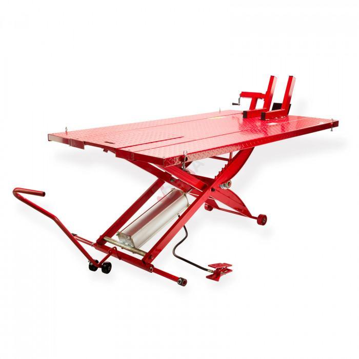 Pont élévateur moto-quad - Pneumatique - Table 2000 mm