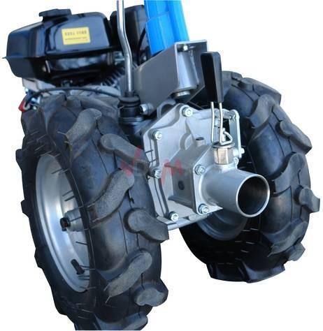 Motoculteur 6,5 CV 4 vitesses