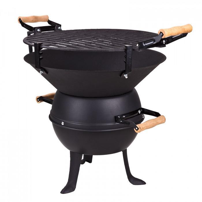 "Barbecue Grill Cuve ""Nouvelles Orléans"""