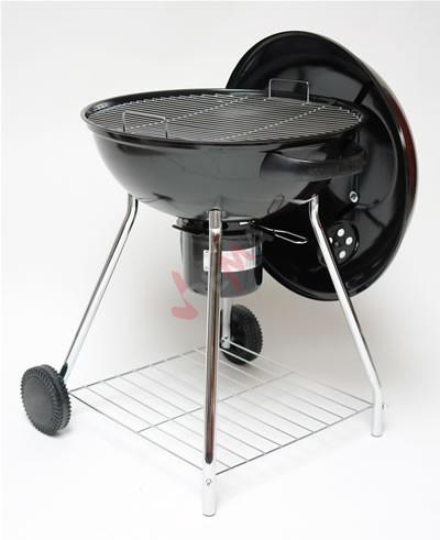 Barbecue grill Rond KG 550 Bois / Charbon Vintec
