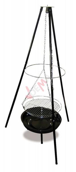 barbecue charbon suspendu. Black Bedroom Furniture Sets. Home Design Ideas