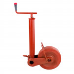 Roue Jockey pliable semi automatique 1500 kg