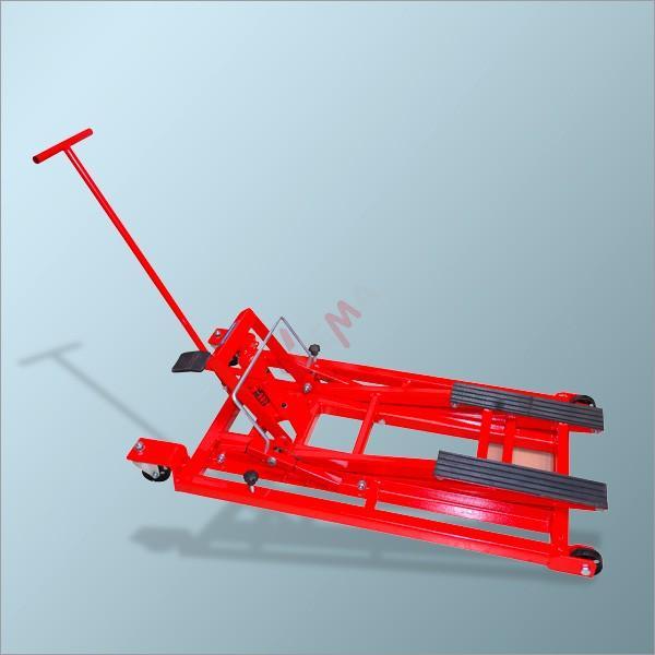 l ve moto cric de levage moto quad 680 kg levage traction. Black Bedroom Furniture Sets. Home Design Ideas