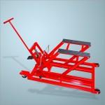 Lève moto - Cric de levage moto/quad 680 kg