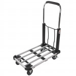 Chariot de transport en alu pliable - Diable -  charge max. 150 kg