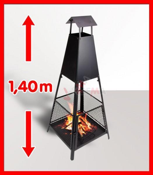 Barbecue Grill cheminée ``Ibiza´´ - Brasero