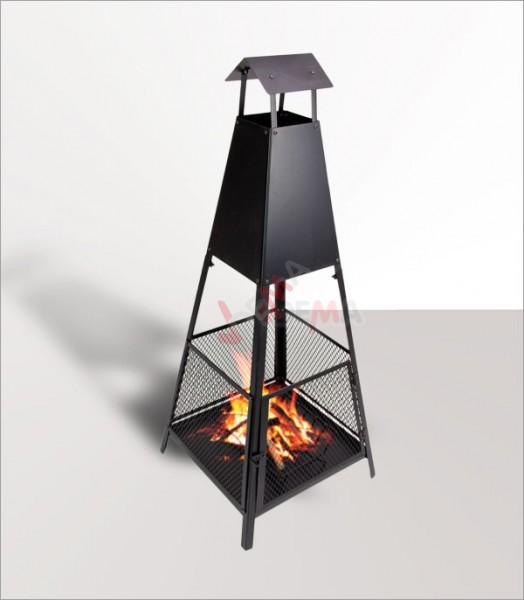 Barbecue Grill cheminée ``Ibiza´´