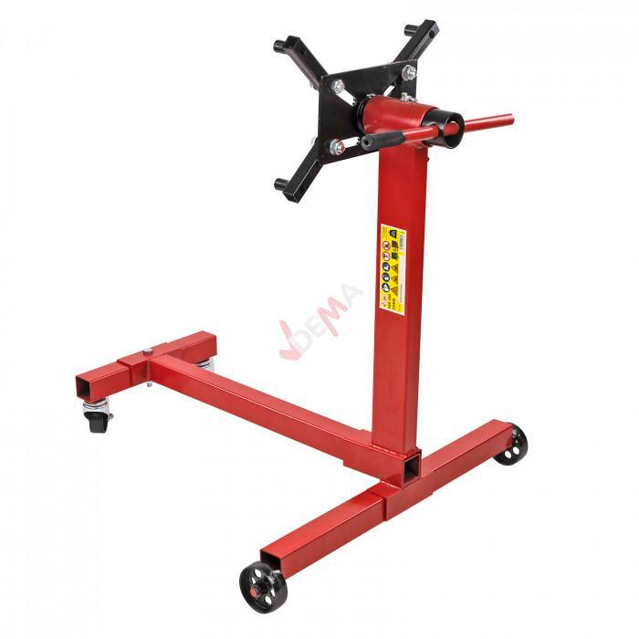 Support moteur universel rotatif - 450 kg