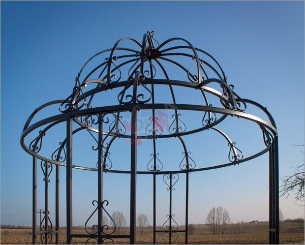 """Pavillon en métal """"Antique"""" - Arche"""