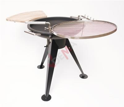 Barbecue Grill rond Trépied Ø 55 cm