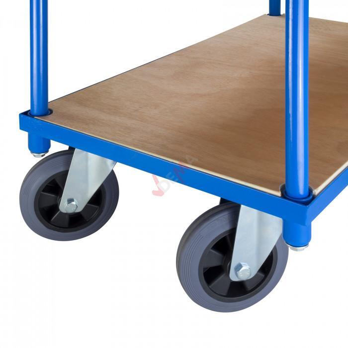 Chariot de transport démontable 250 kg 3 étages