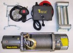 Treuil T-MAX 4,3 - 12 V 5,5 CV