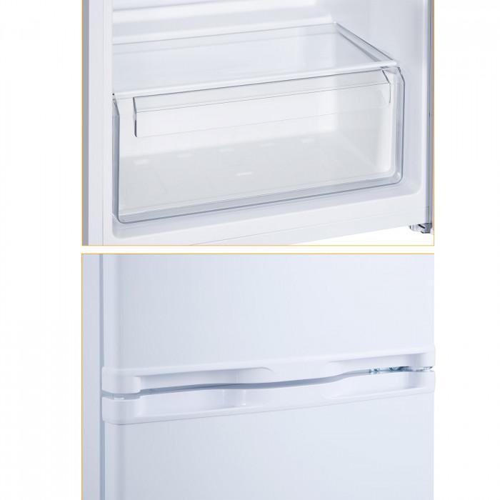 Combiné réfrigérateur 206 l. - congélateur 37 l.