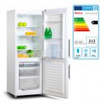 Réfrigérateur-congélateur 194 litres Énergie A+